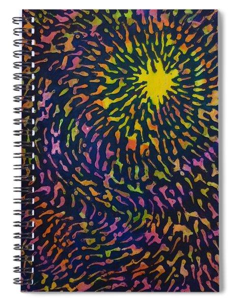 Inception Spiral Notebook