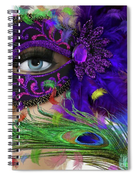 Incognito Spiral Notebook