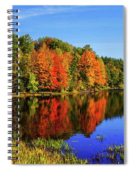 Incredible Pano Spiral Notebook