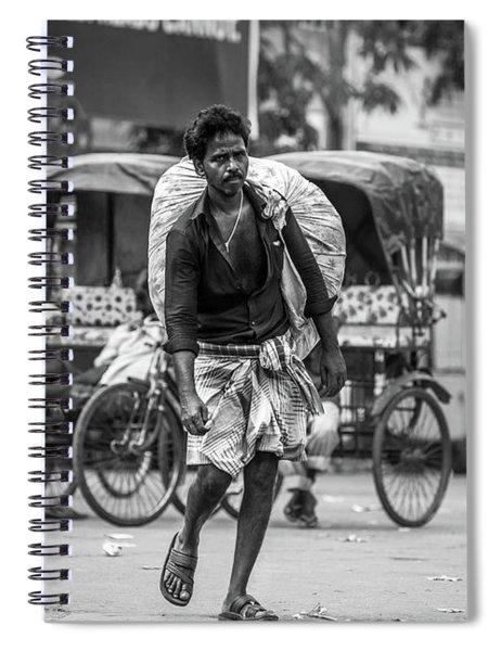 India Spiral Notebook