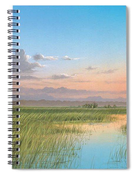 Indian River Spiral Notebook
