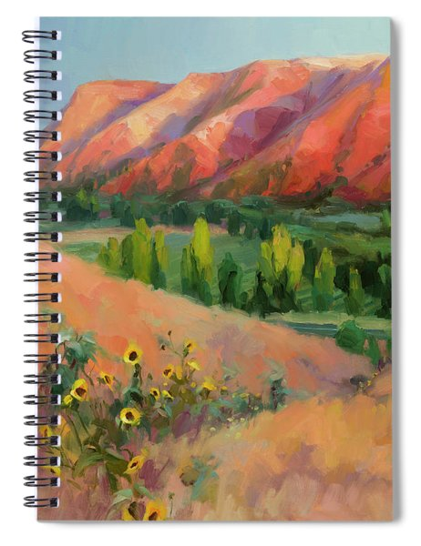 Indian Hill Spiral Notebook