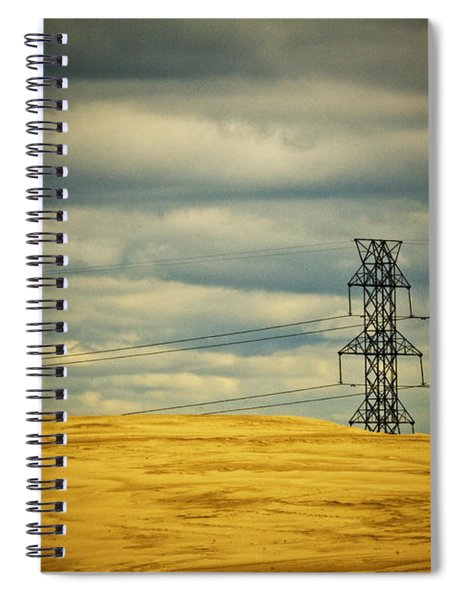 Indiana Dunes National Lakeshore II Spiral Notebook