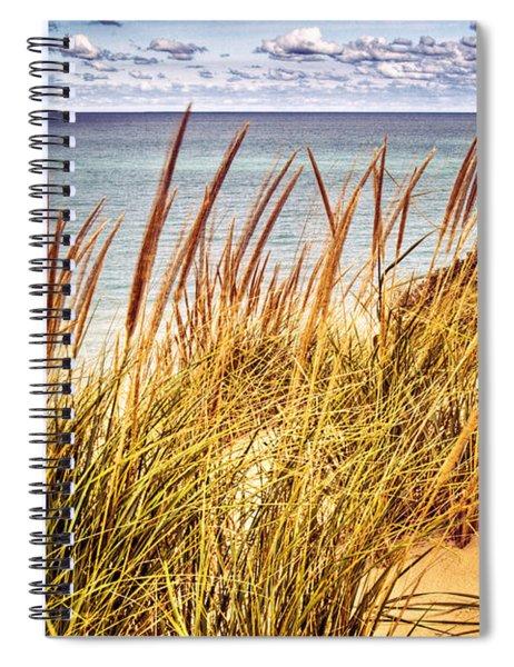 Indiana Dunes National Lakeshore Spiral Notebook