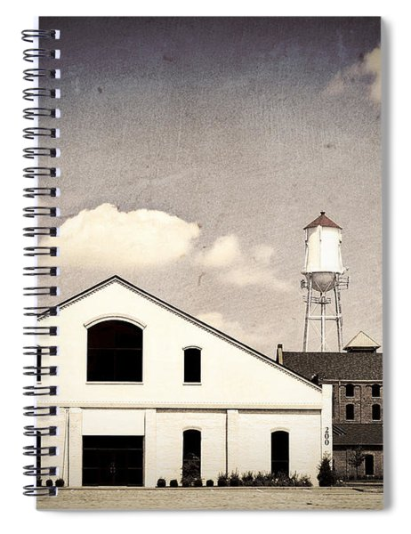 Indiana Warehouse Spiral Notebook