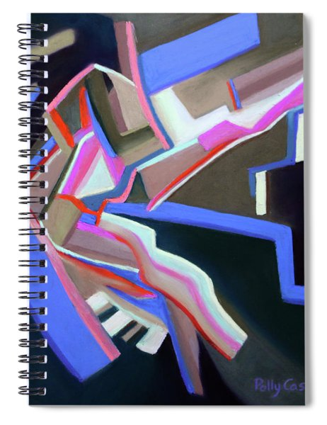 Indigenous Explorations  Spiral Notebook