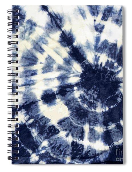 Indigo Iv Spiral Notebook