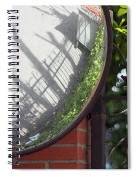 Indirect Nature Spiral Notebook