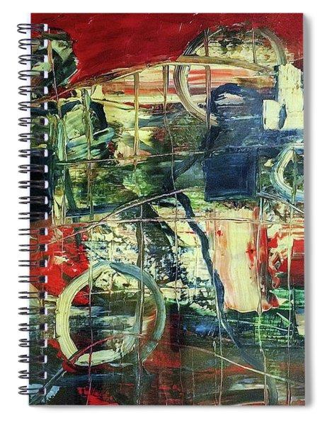 Indy 500 Spiral Notebook