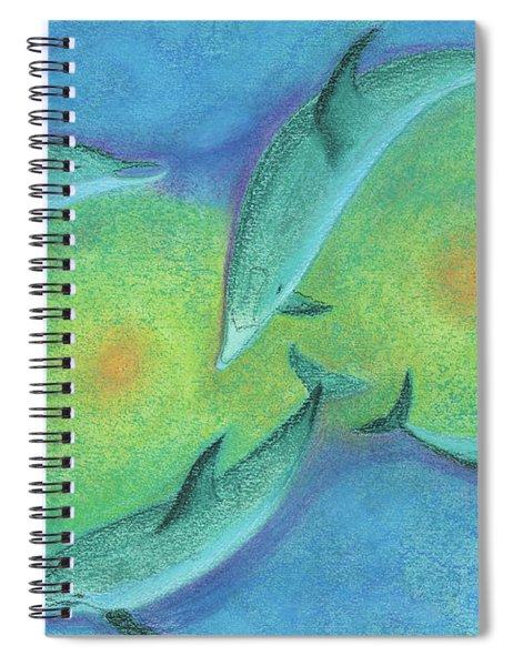 Infinity 3 Spiral Notebook