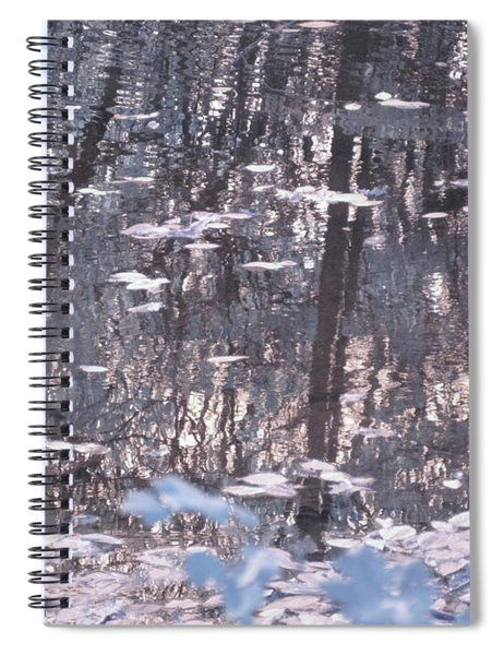 Infrared Reflection Spiral Notebook