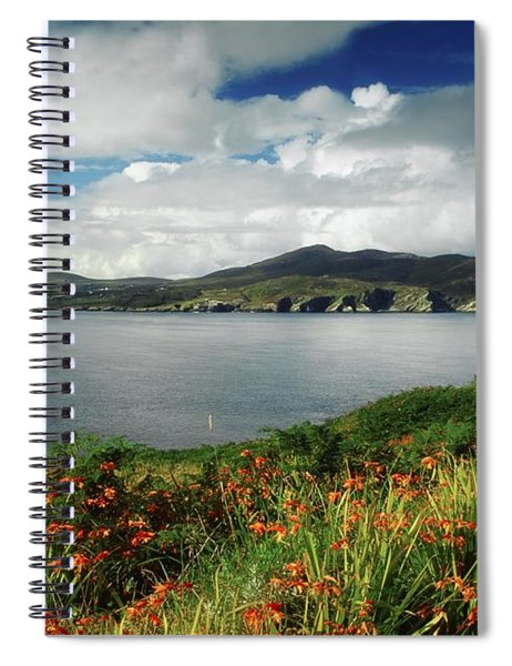 Inishowen Peninsula, Co Donegal Spiral Notebook