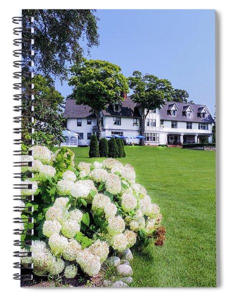 Inn At Stonecliffe Spiral Notebook