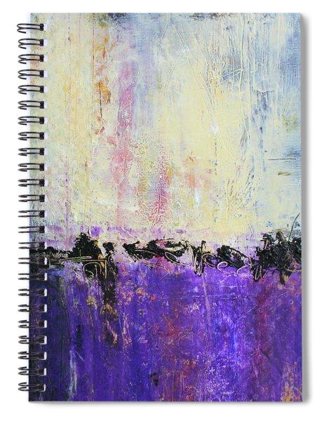Inner City Blues Spiral Notebook