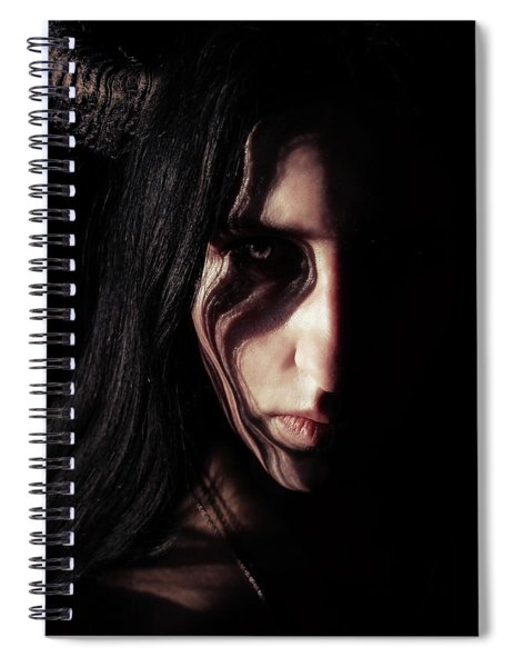 Inner Fire Spiral Notebook