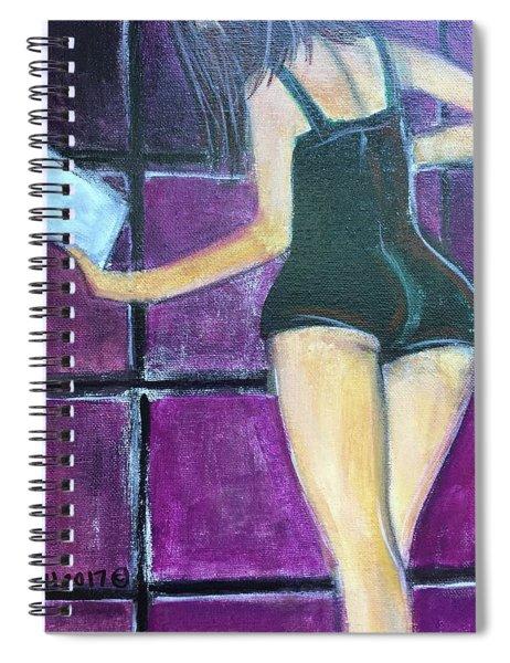 Inside Beauty Spiral Notebook