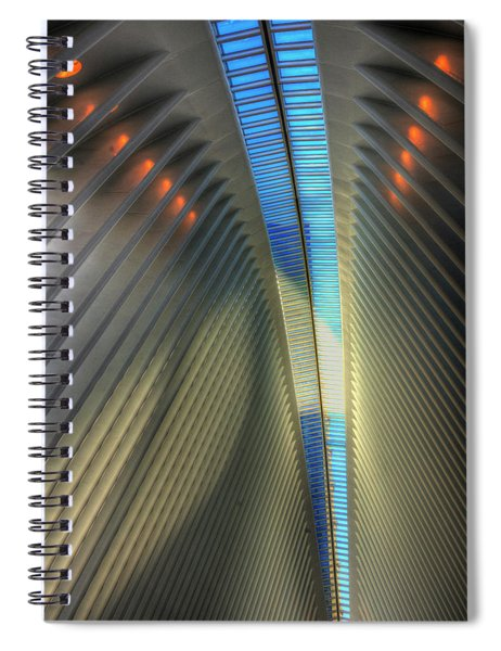 Inside The Oculus Spiral Notebook