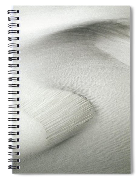 Inspiration Comes Standard Spiral Notebook
