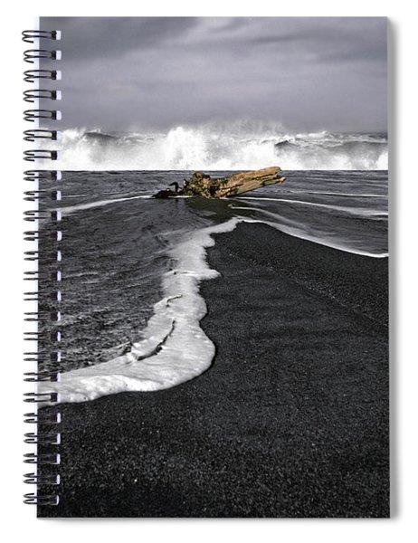 Inspirational Liquid Spiral Notebook