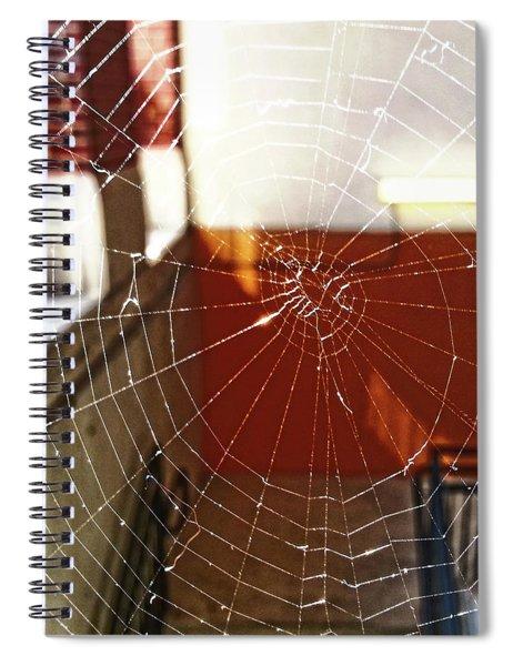 Intact Abandonment Spiral Notebook
