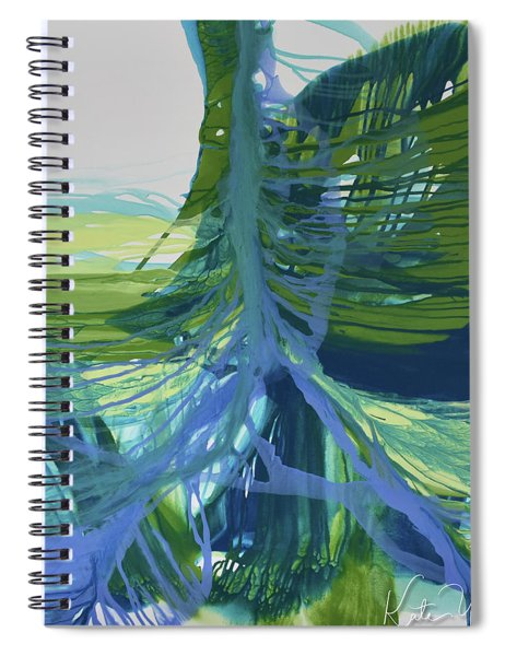 Intercession Spiral Notebook