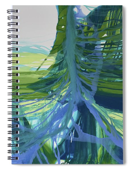 Intercession Spiral Notebook by Kate Word