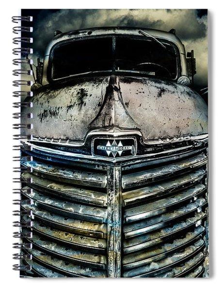 International Truck 7 Spiral Notebook