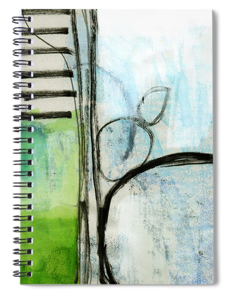 Intersections #35 Spiral Notebook