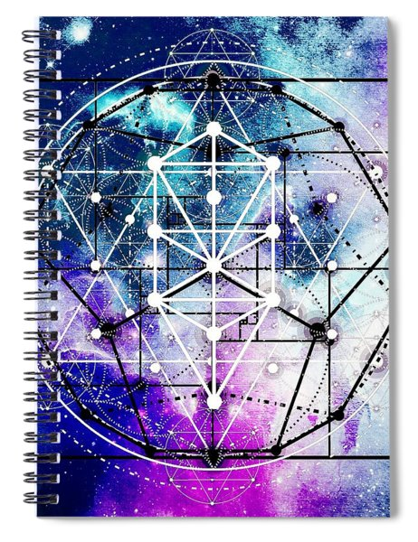 Intertwined  Spiral Notebook