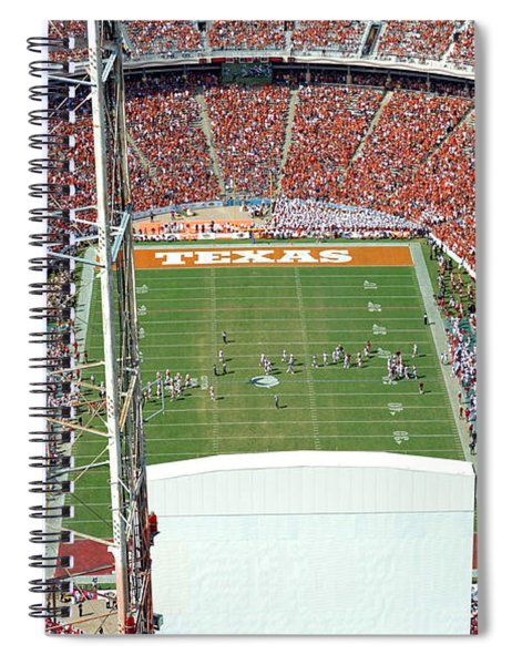 Into The Bowl Spiral Notebook