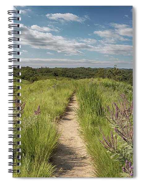 Into The Loess Hills Spiral Notebook