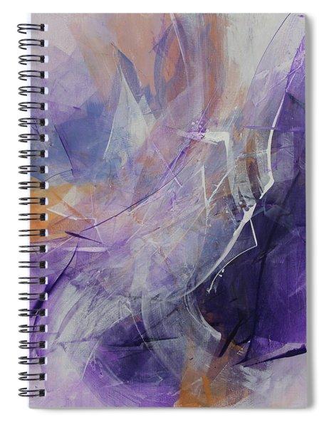 Charisma Spiral Notebook