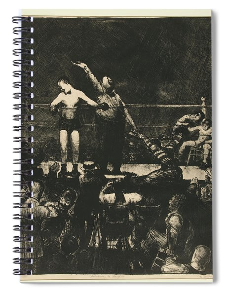 Introducing The Champion No. 2 Spiral Notebook