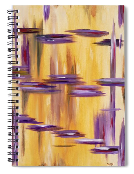 Invasion Spiral Notebook