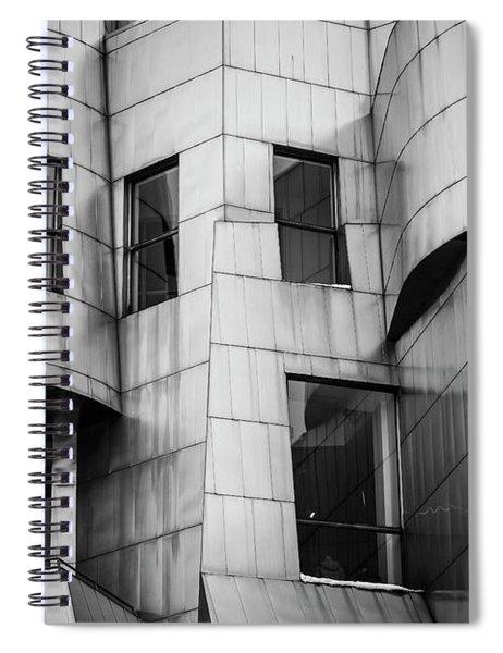 Inventing Inspiration Spiral Notebook
