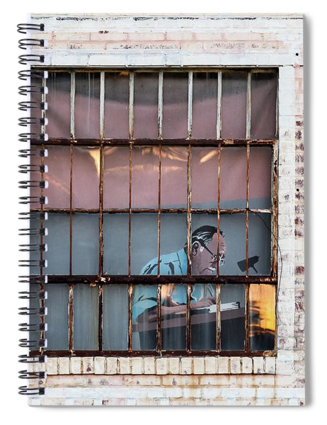 Inventory Time Spiral Notebook