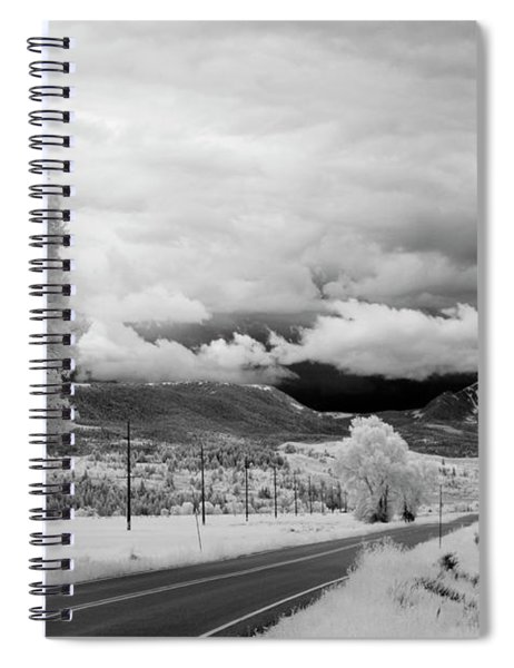 Invisible Drive Spiral Notebook