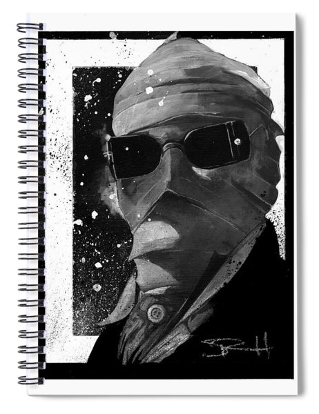 Invisible Man Spiral Notebook