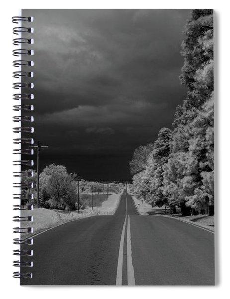 Iowa Sac Fox Drive Spiral Notebook