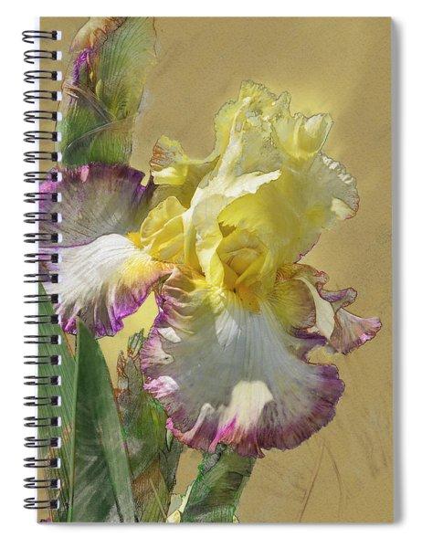 Iris, 'kiss Of Kisses' Spiral Notebook