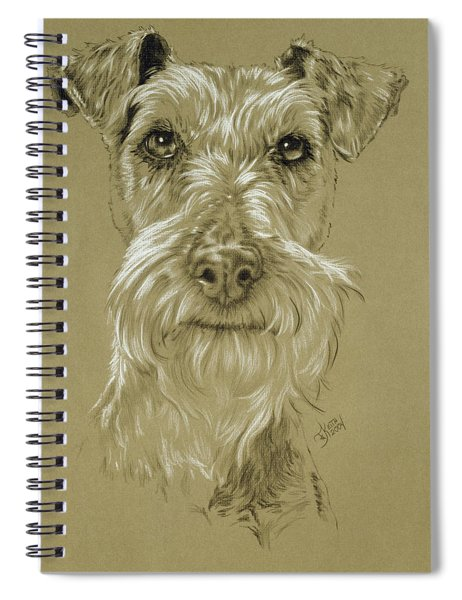 Irish Terrier Spiral Notebook