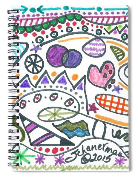 Is It Any Wonder? Spiral Notebook