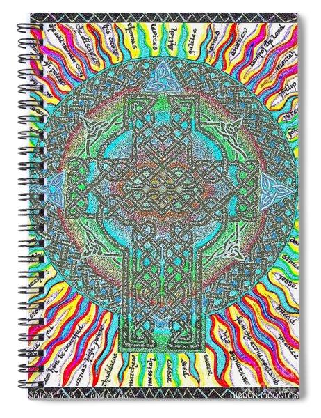 Isaiah Bible Code Spiral Notebook