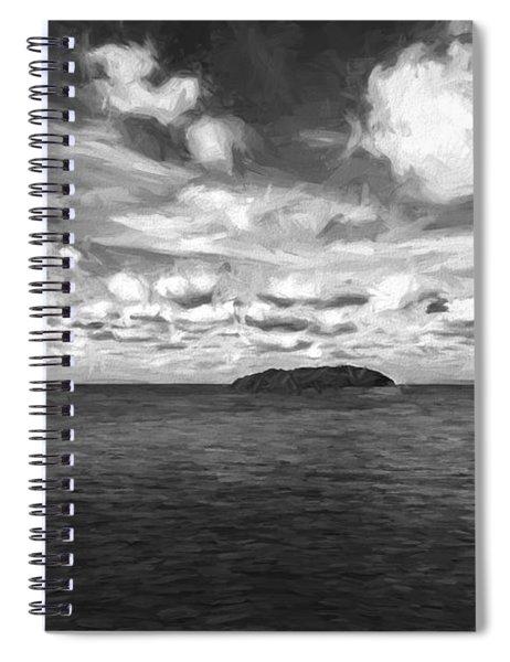 Island Mangrove IIi Spiral Notebook