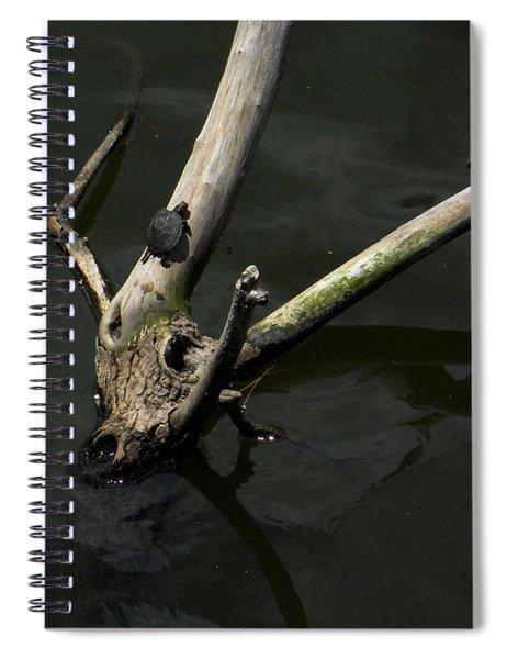 Island Sanctuary Spiral Notebook