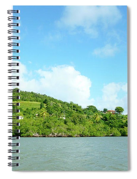 Island View Spiral Notebook