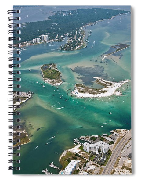 Islands Of Perdido - Not Labeled Spiral Notebook