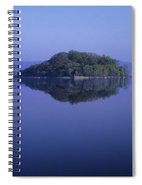 Isle Of Innisfree, Lough Gill, Co Spiral Notebook