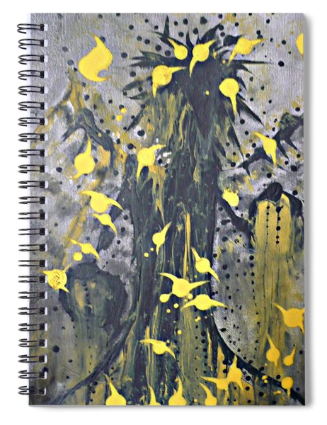 It Caws Spiral Notebook