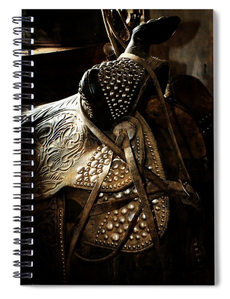 It Is The Way You Ride Spiral Notebook